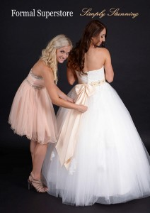 Wedding Dresses Brisbane